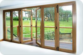 Quality Timber Double Glazed Doors